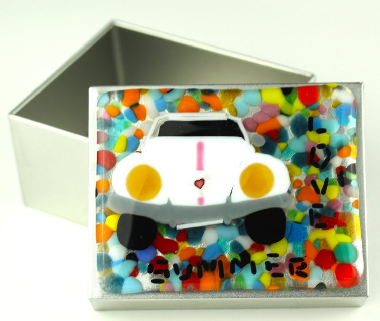 Fused Glass Art Camps Intro